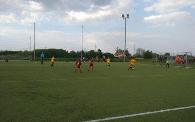 Třeboradice – AC Sparta Praha (dívky) U7
