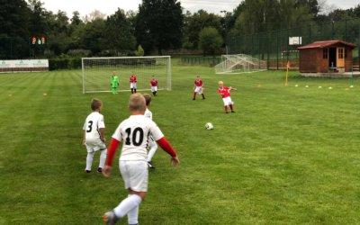 Školička U5 – První turnaj