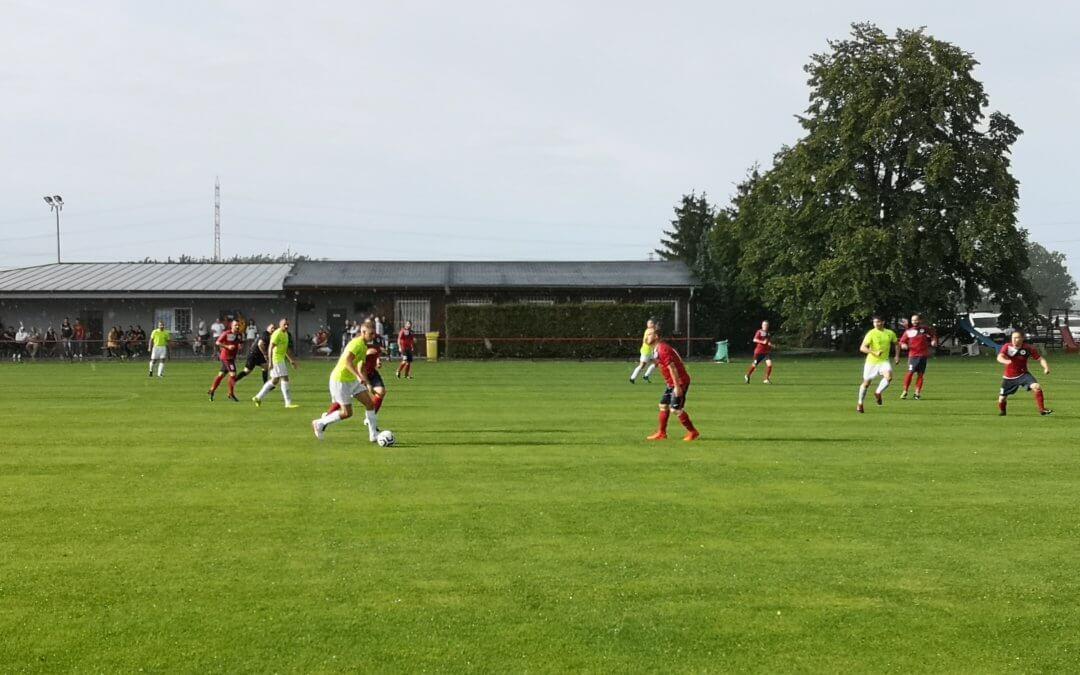 Výhra, která se počítá >Třeboradice B – Junior Praha 1:0 (1:0)