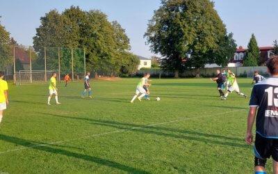 Třeboradice B – FC Háje Jižní Město B 2:2(1:1)